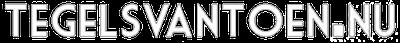 Logo Tegels van Toen