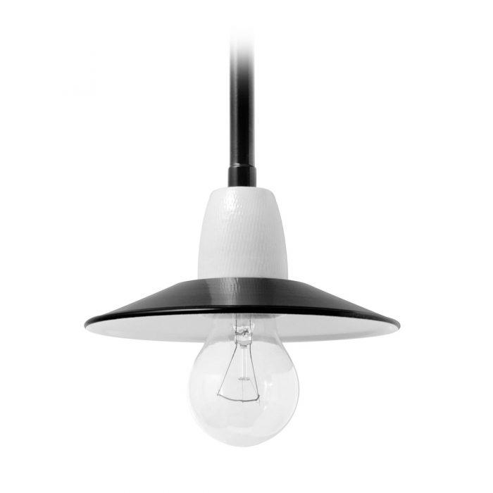 Ebolicht Bonn I retro hanglamp - Verlichting van Toen