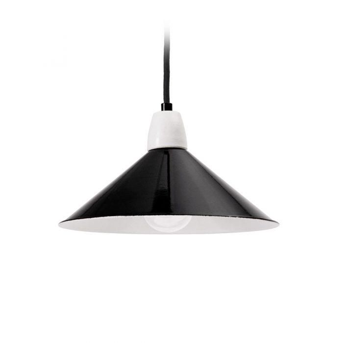 Ebolicht Borken industriele hanglamp - Verlichting van Toen