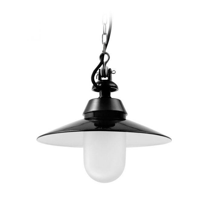 Ebolicht Bremen Zylinder klassiek landelijke hanglamp - Verlichting van Toen