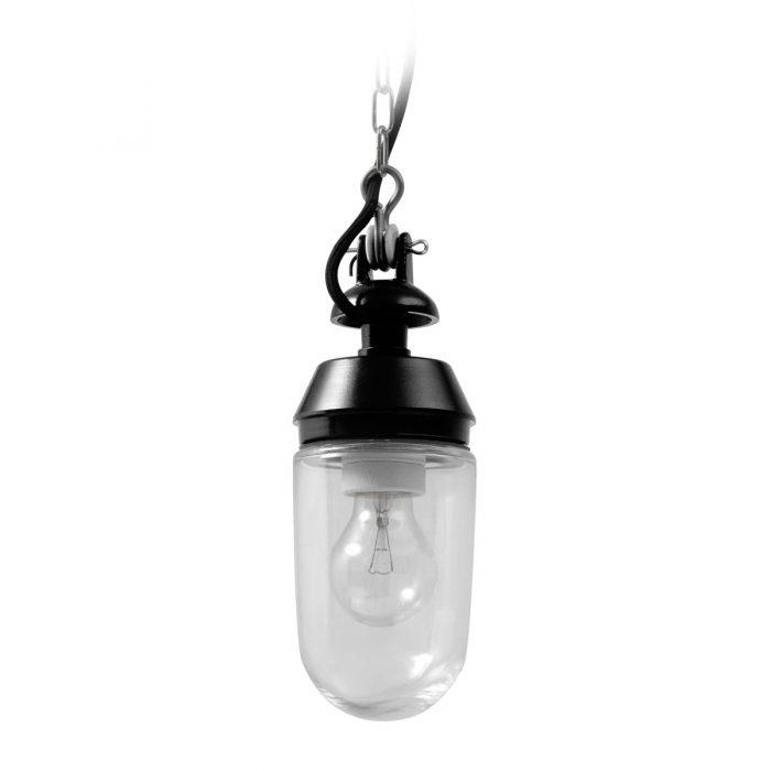 Ebolicht Bremerhaven Zylinder klassiek landelijke hanglamp - Verlichting van Toen