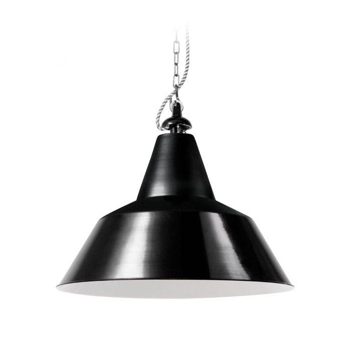 Ebolicht Bielefeld industriele lamp - Verlichting van Toen