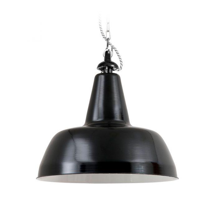 Ebolicht Bietigheim industriele lamp - Verlichting van Toen