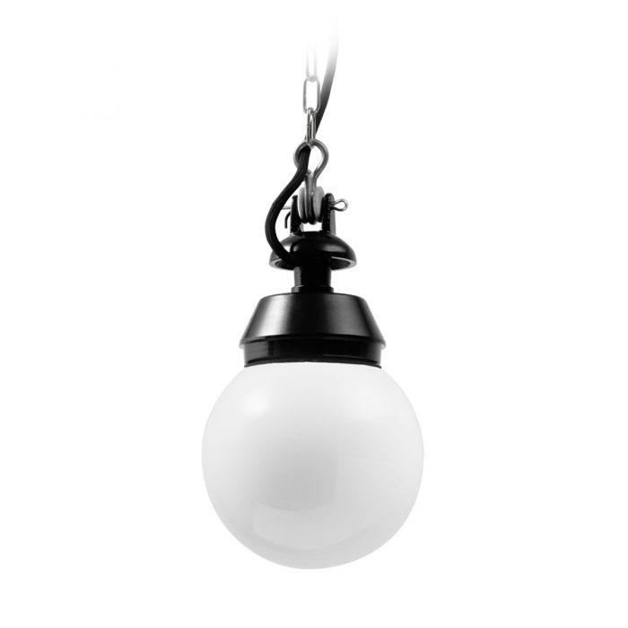 Ebolicht Bremerhaven Kugel klassiek landelijke hanglamp - Verlichting van Toen