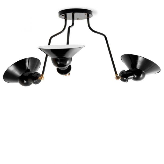 Ebolicht-plafondlamp-regensburg-III - Verlichting van Toen