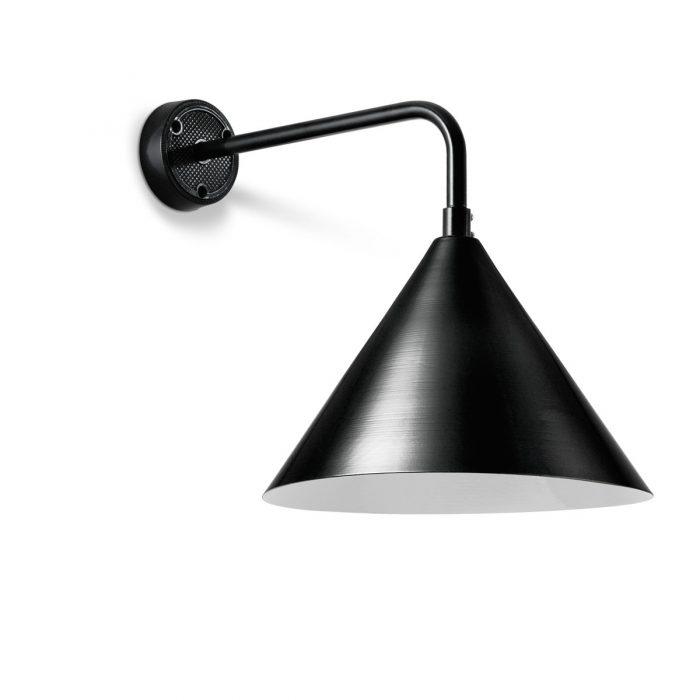 Ebolicht wandlamp Zwickau - Verlichting van Toen