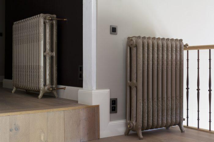 gietijzeren radiatoren - Verlichting van Toen