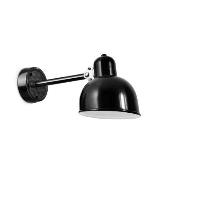 Ebolicht klassieke Dusseldorf wandlamp - Verlichting van Toen