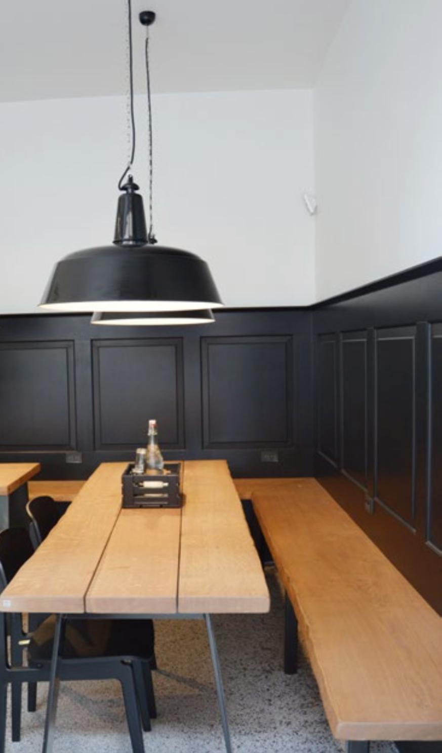 Beste Grote industriele lamp in huis - Verlichting van Toen VX-96