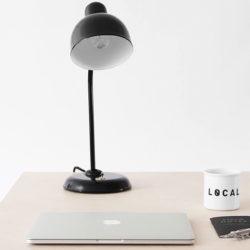 Industriele bureaulamp Dusseldorf - Verlichting van Toen