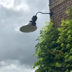 Hof wandlamp - juiste lamp - Verlichting van Toen