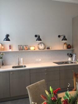 RAL-kleur 3x Koln wandlamp customized rechthoek - Verlichting van Toen