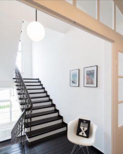 Jaren 30 huis Munchen hanglamp plafondlamp - Verlichting van Toen